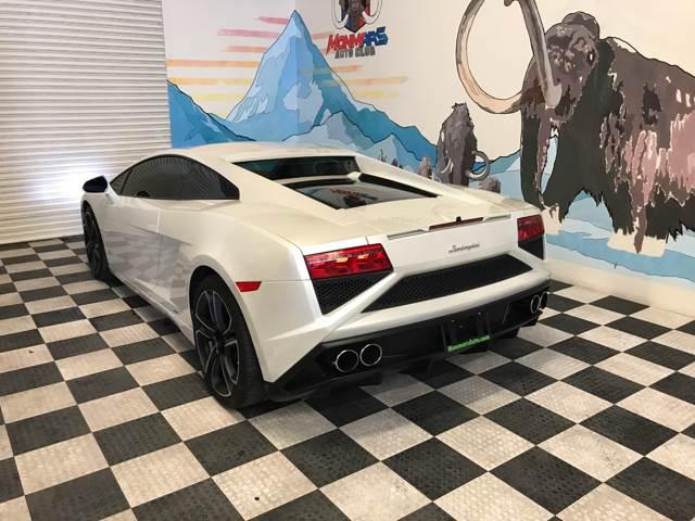 2014 Lamborghini Gallardo for sale at Monmars Auto Club in Tampa FL