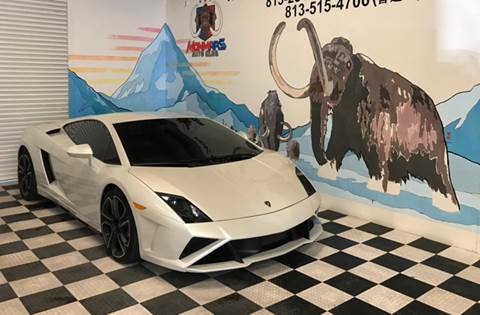 Lamborghini For Sale In Tampa Fl Monmars Auto Club