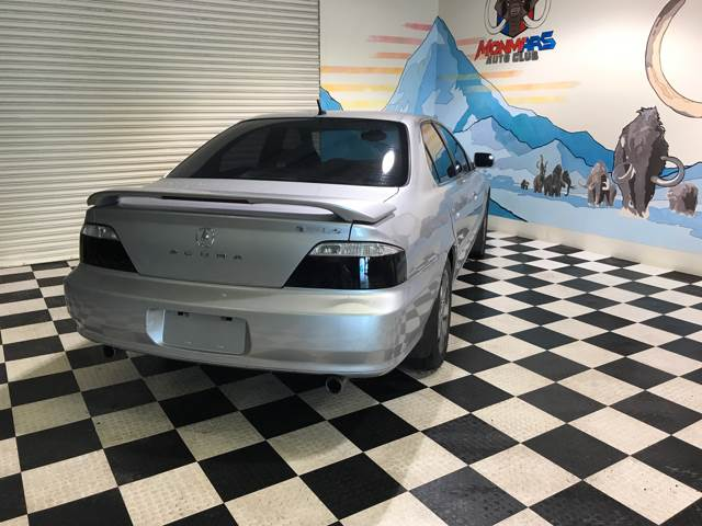 2003 Acura TL for sale at Monmars Auto Club in Tampa FL