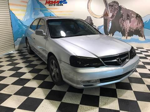 2003 Acura TL for sale at Monmars Auto Club in Tampa FL