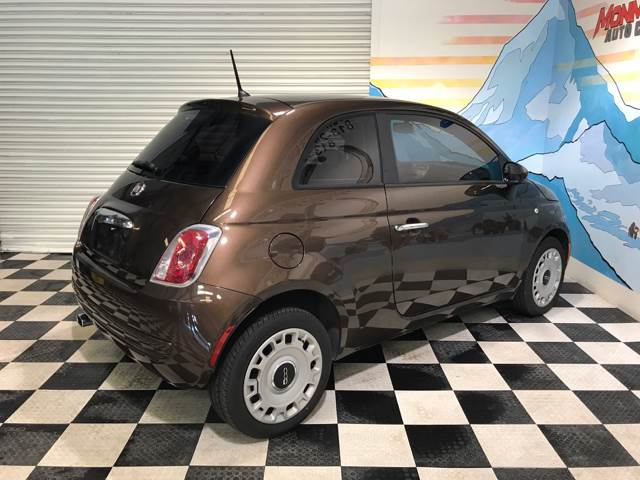 2013 FIAT 500 for sale at Monmars Auto Club in Tampa FL