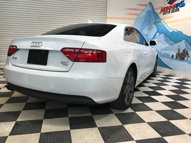 2011 Audi A5 for sale at Monmars Auto Club in Tampa FL