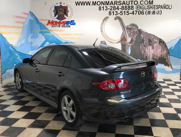 2005 Mazda MAZDA6 for sale at Monmars Auto Club in Tampa FL