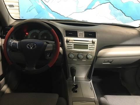 2009 Toyota Camry for sale at Monmars Auto Club in Tampa FL