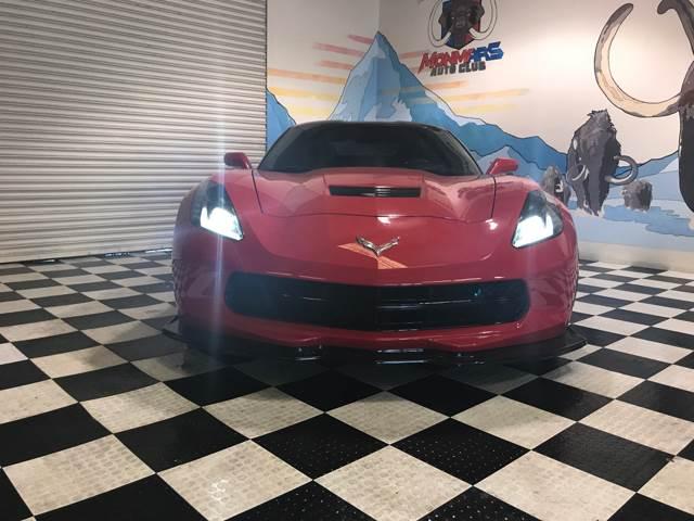 2014 Chevrolet Corvette for sale at Monmars Auto Club in Tampa FL