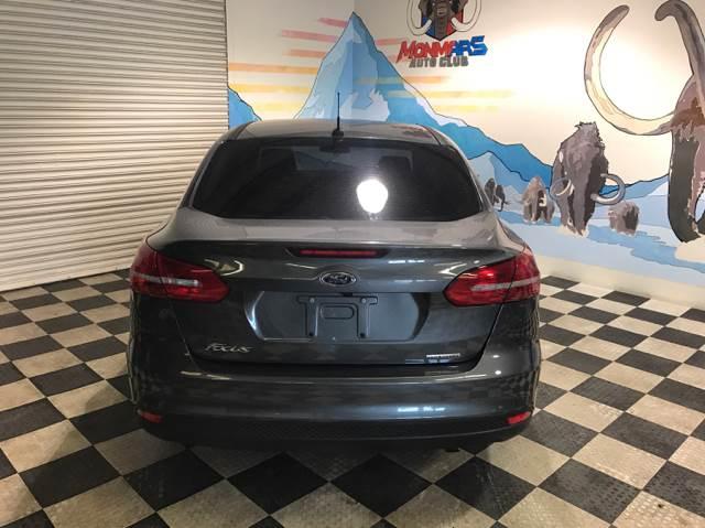 2016 Ford Focus for sale at Monmars Auto Club of Atlanta in Marietta GA