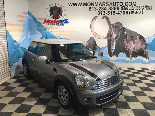 2013 MINI Hardtop for sale at Monmars Auto Club of Atlanta in Marietta GA