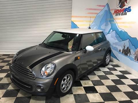 2013 MINI Hardtop for sale at Monmars Auto Club of Atlanta in Marietta GA
