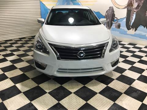 2015 Nissan Altima for sale at Monmars Auto Club in Tampa FL