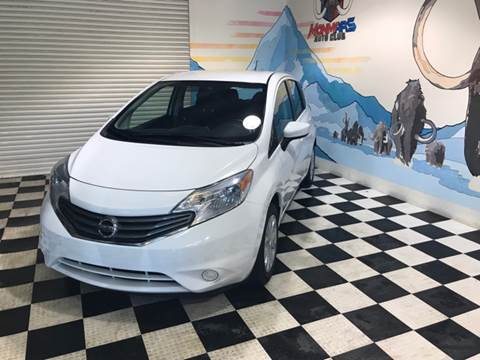 2016 Nissan Versa Note for sale at Monmars Auto Club in Tampa FL