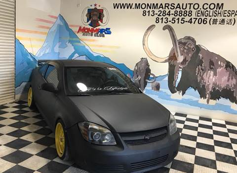 2007 Chevrolet Cobalt for sale at Monmars Auto Club in Tampa FL