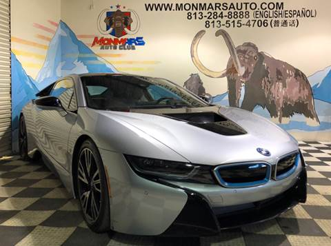 BMW I For Sale In Florida Carsforsalecom - 2015 bmw i8 for sale