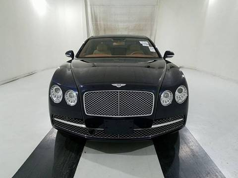 2015 Bentley Flying Spur for sale in Tampa, FL