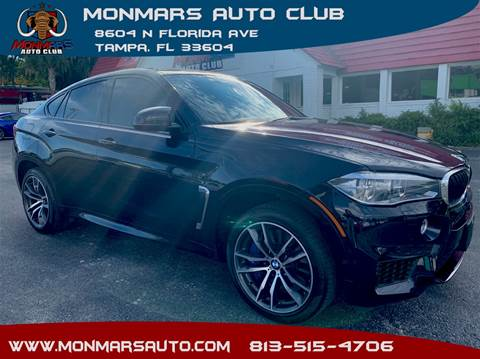 2016 Bmw X6 M For Sale In Maine Carsforsale Com