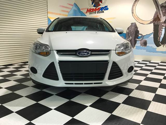 2014 Ford Focus for sale at Monmars Auto Club in Tampa FL