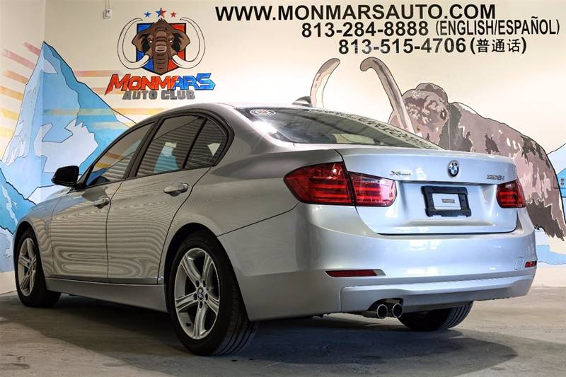 2013 BMW 3 Series for sale at Monmars Auto Club in Tampa FL