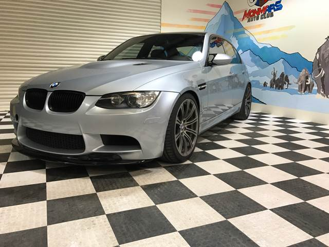 2008 BMW M3 for sale at Monmars Auto Club in Tampa FL