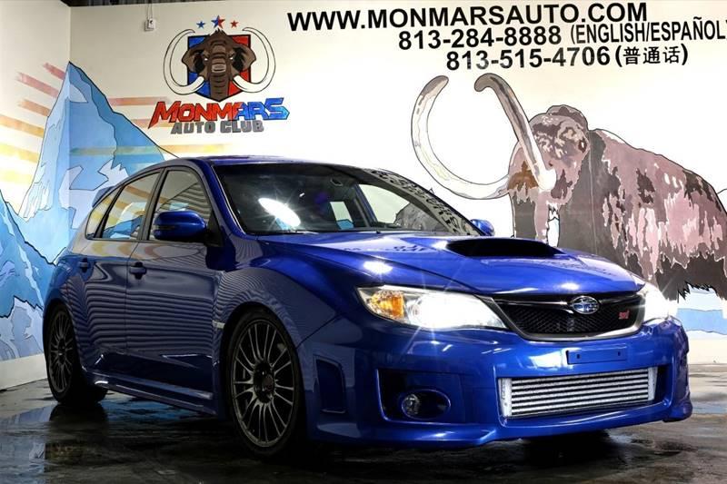 2014 Subaru Impreza WRX STI In Tampa FL - Monmars Auto Club