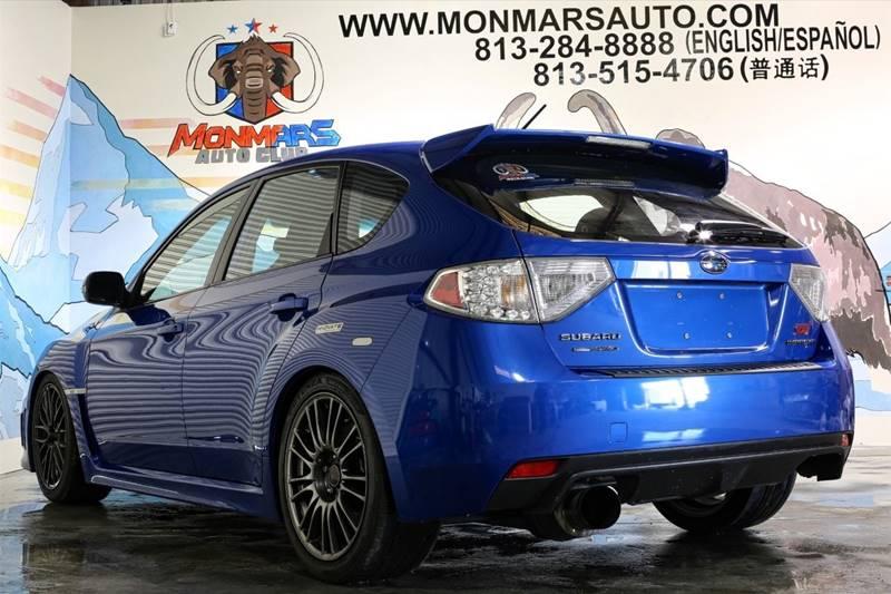 2014 Subaru Impreza for sale at Monmars Auto Club in Tampa FL