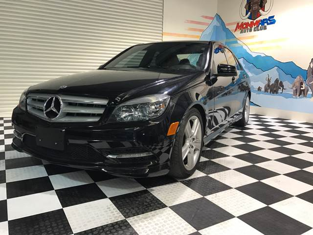 2011 Mercedes-Benz C-Class for sale at Monmars Auto Club in Tampa FL