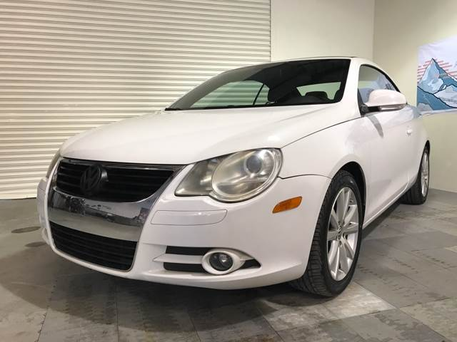 2008 Volkswagen Eos for sale at Monmars Auto Club in Tampa FL
