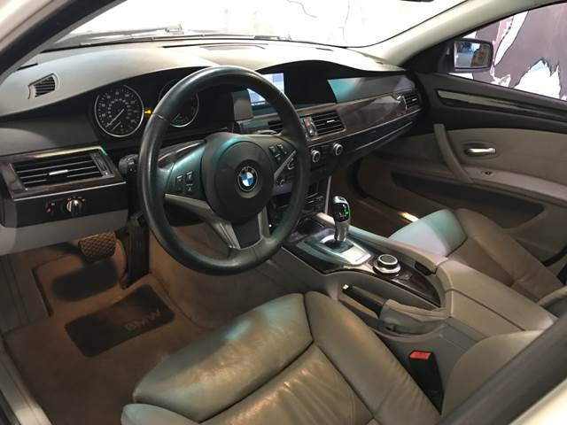 2008 BMW 5 Series for sale at Monmars Auto Club in Tampa FL