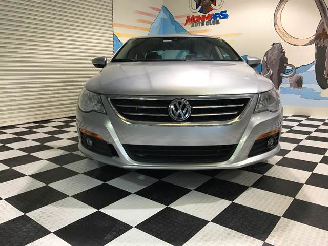2010 Volkswagen CC for sale at Monmars Auto Club in Tampa FL
