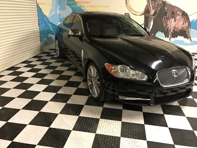 2009 Jaguar XF for sale at Monmars Auto Club in Tampa FL