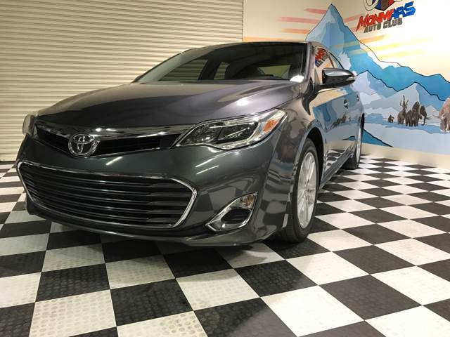 2015 Toyota Avalon for sale at Monmars Auto Club in Tampa FL