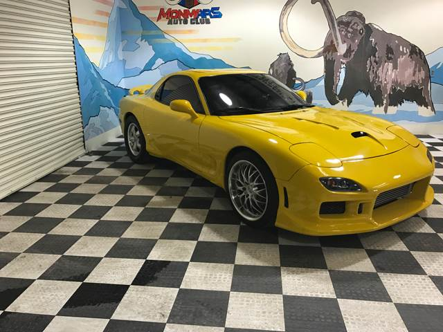 1994 Mazda RX-7 for sale at Monmars Auto Club in Tampa FL