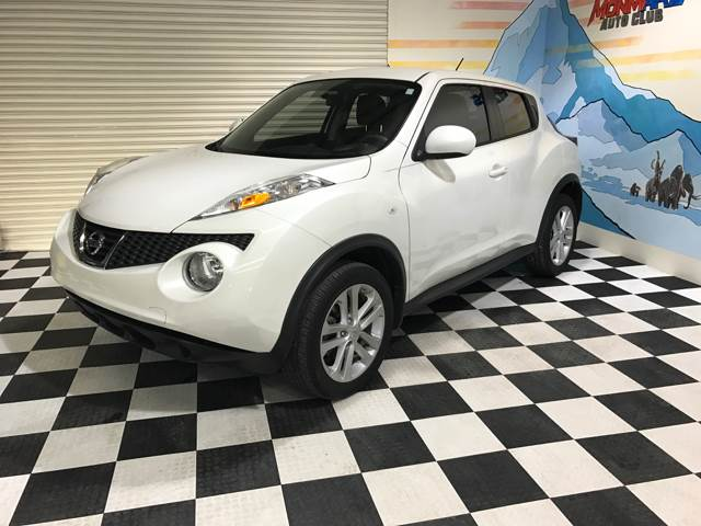2014 Nissan JUKE for sale at Monmars Auto Club in Tampa FL