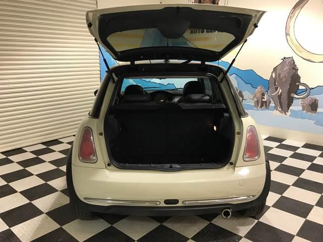 2006 MINI Cooper for sale at Monmars Auto Club in Tampa FL