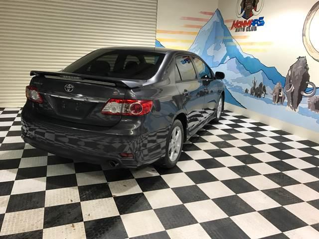 2012 Toyota Corolla for sale at Monmars Auto Club in Tampa FL