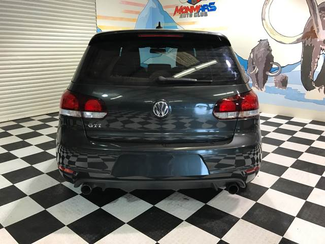 2014 Volkswagen GTI for sale at Monmars Auto Club in Tampa FL