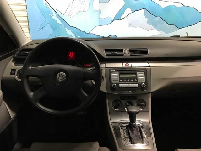 2008 Volkswagen Passat for sale at Monmars Auto Club in Tampa FL
