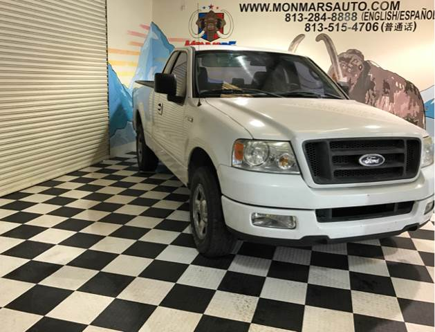 2005 Ford F-150 for sale at Monmars Auto Club in Tampa FL