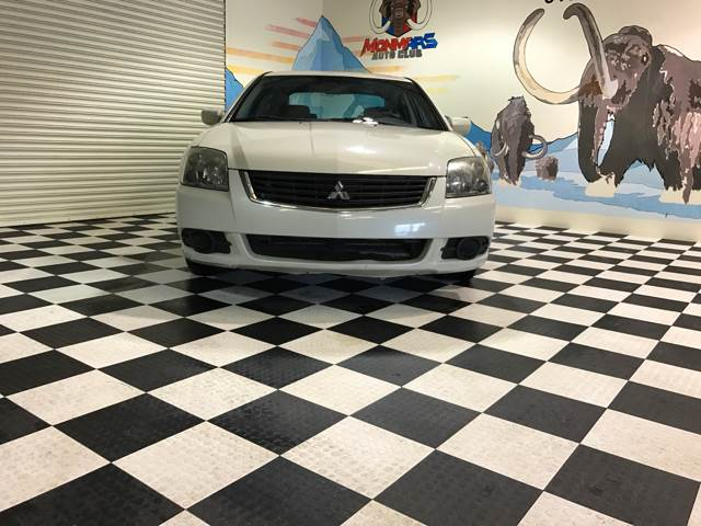 2009 Mitsubishi Galant for sale at Monmars Auto Club in Tampa FL