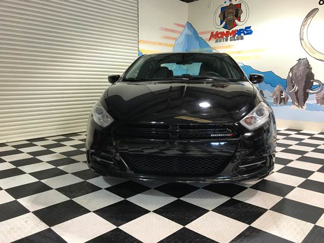 2013 Dodge Dart for sale at Monmars Auto Club in Tampa FL
