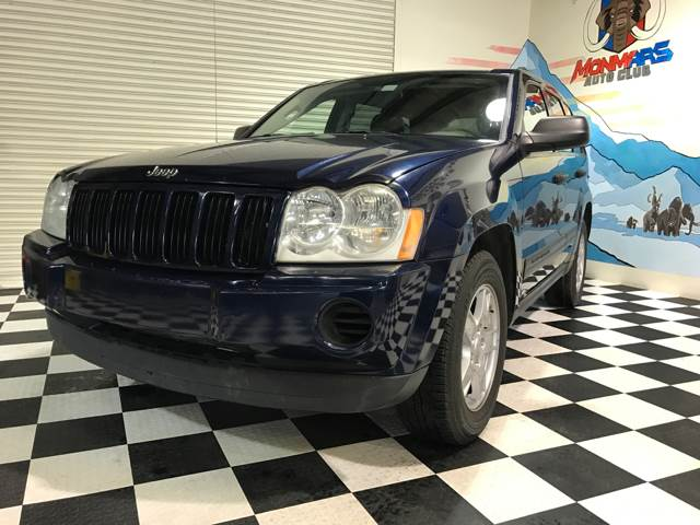 2005 Jeep Grand Cherokee for sale at Monmars Auto Club in Tampa FL