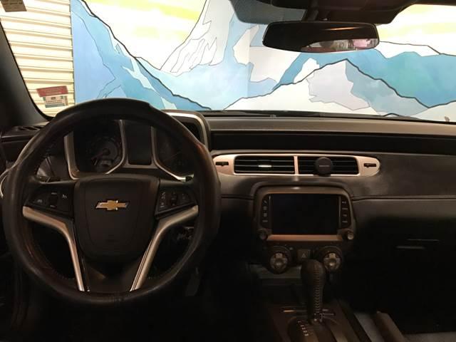 2013 Chevrolet Camaro for sale at Monmars Auto Club in Tampa FL