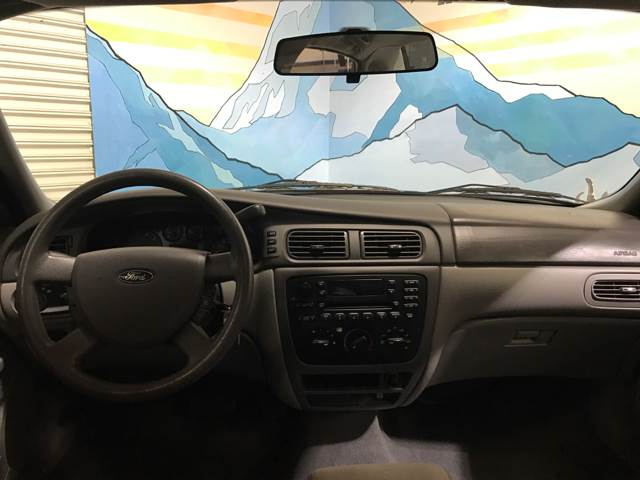 2006 Ford Taurus for sale at Monmars Auto Club in Tampa FL
