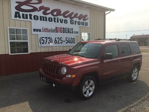 2016 Jeep Patriot for sale in Dexter, MO