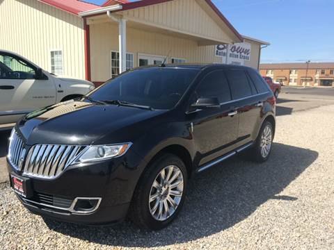 2013 Lincoln MKX for sale in Dexter, MO