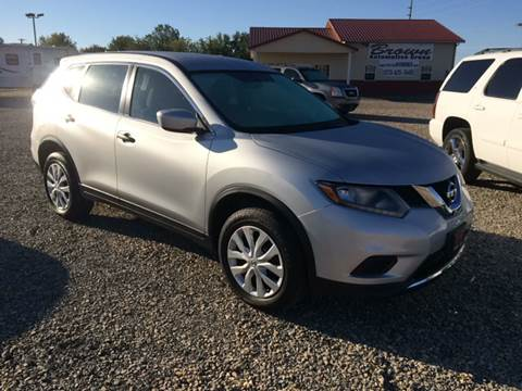 2016 Nissan Rogue for sale in Dexter, MO