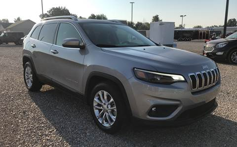 2019 Jeep Cherokee for sale in Dexter, MO