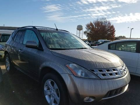2004 Nissan Murano for sale in Southaven, MS