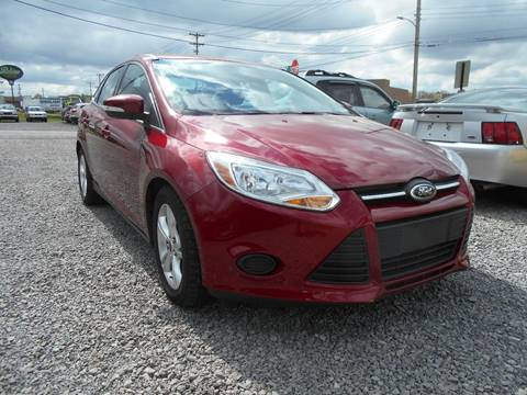 2014 Ford Focus for sale in Grove City, PA