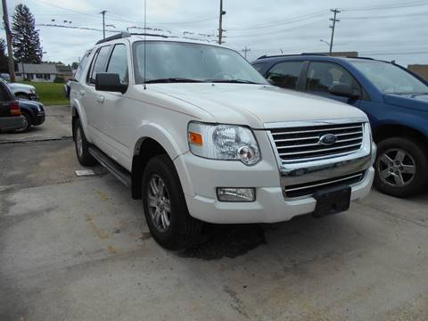 2010 Ford Explorer for sale in Grove City, PA
