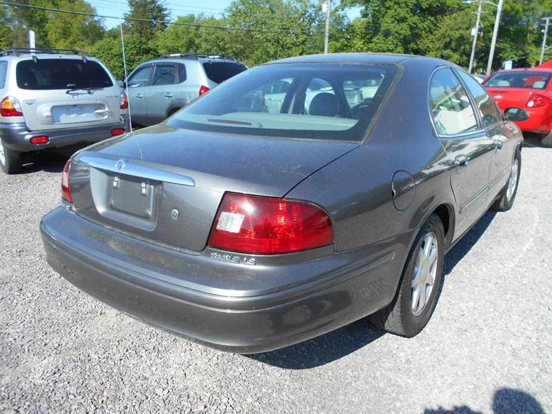 2003 Mercury Sable LS Premium 4dr Sedan - Grove City PA