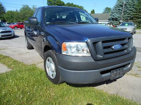 2007 Ford F-150 for sale in Grove City, PA